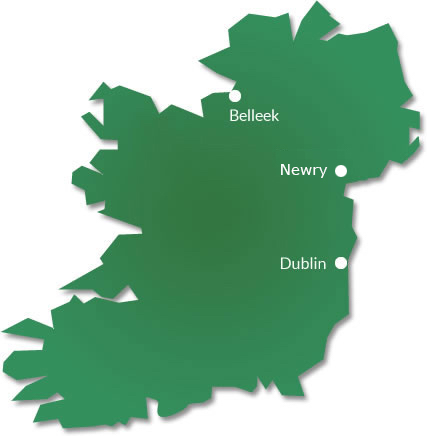 Campervan rental locations, Ireland