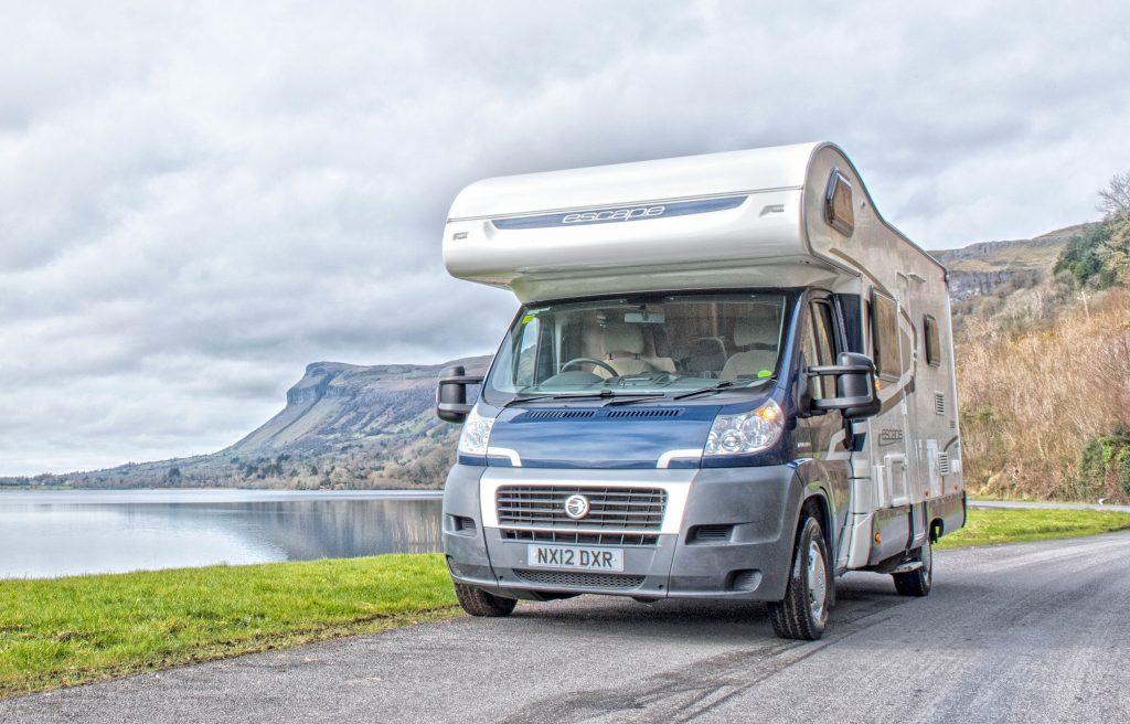 Neu für 2017 – West Coast Campervans startet mit 6 Bett Wohnmobil! - West Coast Campervans
