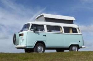 Klassische VW-Busse